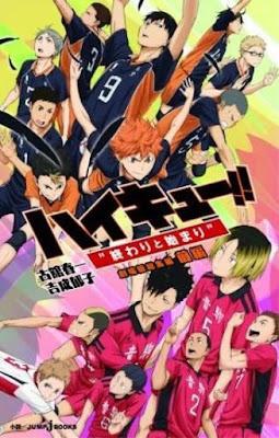 Vua Bóng Chuyền 1: Kết Thúc Và Bắt Đầu - Haikyu!!: Owari To Hajimari (2015)