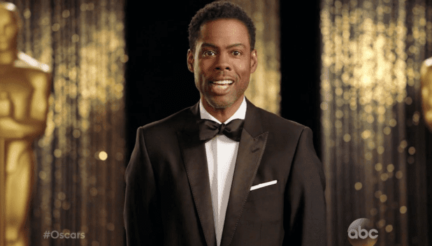 Chris Rock Oscars 2016