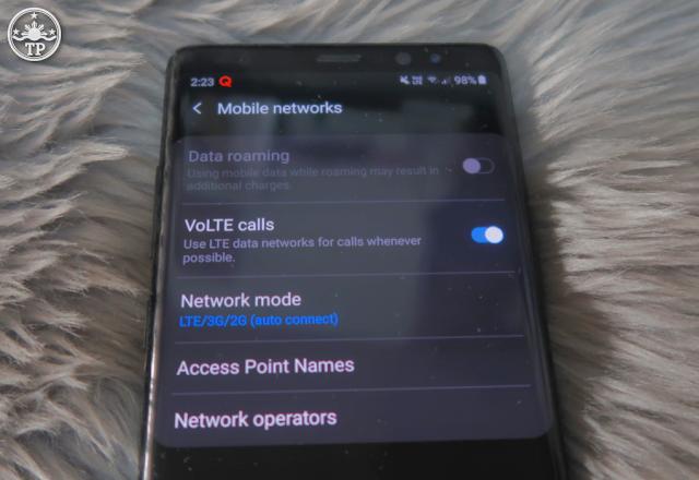 Activate VoLTE Samsung Galaxy Smartphone