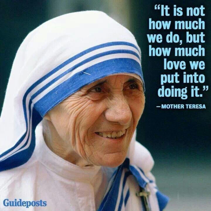 Saint Mother Teresa of Calcutta signed 8 X 10   Etsy in
