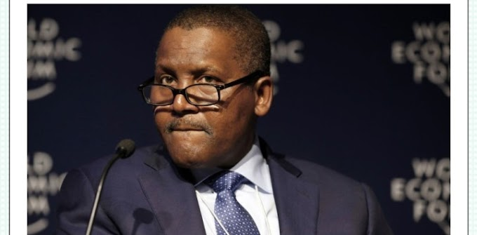 Must Read: Six(6) Secrets You Did not Know About Africa's Richest Man, Aliko Dangote