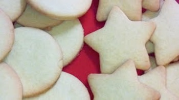 Best Sugar Cookie Recipe From Lovely's Kitchen