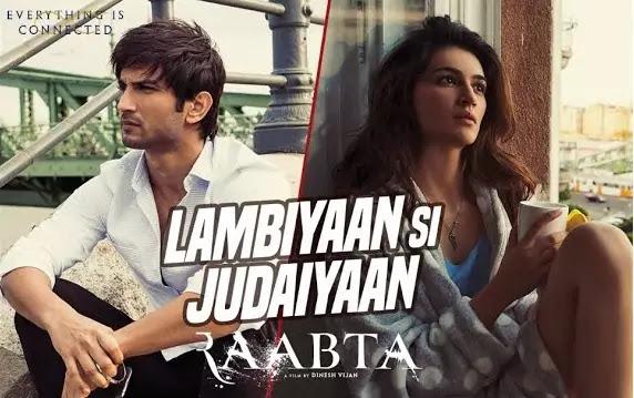 Lambiyaan Si Judaiyaan Lyrics / Raabta / Arijit Singh / T-Series