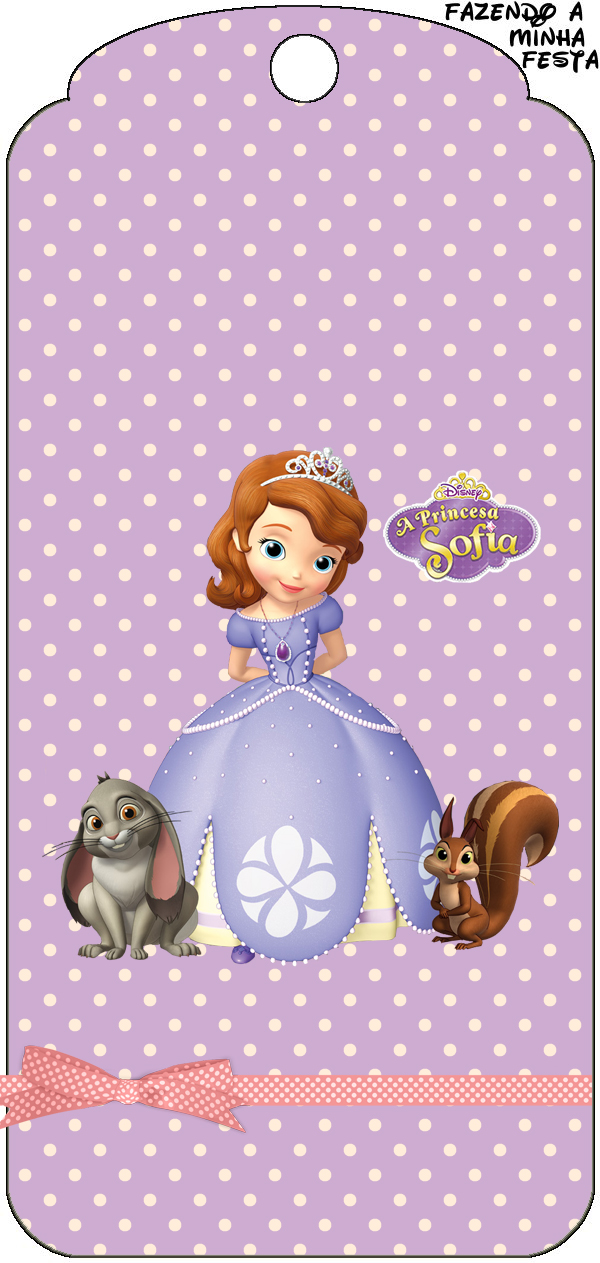 Princess Sofia The First Party Free Printables Oh My