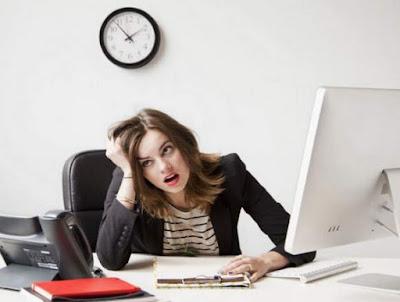 5 Cara Mengatasi Stres Karena Pekerjaan Anda