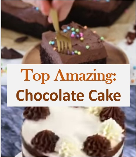 ★★★★★ 177 Top Amazing: Chocolate Cake