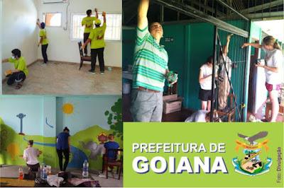 Goiana: Prefeitura irá reformar todas as escolas do município