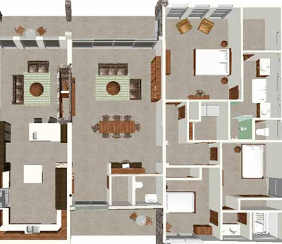 100 गज मकान का नक्शा (20/45 | 30/30 | 15/60): 100 Gaj Makan Ka Naksha (100 Gaj House Map Design)