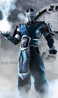 Sub Zero Mobile Wallpaper