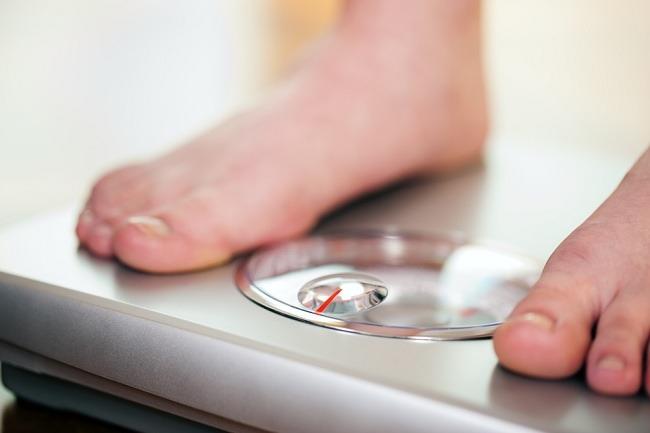 Azam turunkan berat badan.