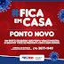 """Para conter coronavírus, Prefeitura realiza campanha """"Fica em casa Ponto Novo"""""""