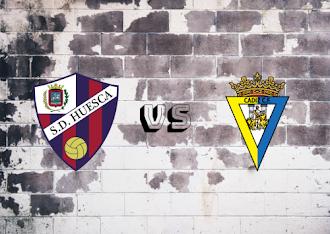 Huesca vs Cádiz  Resumen y goles