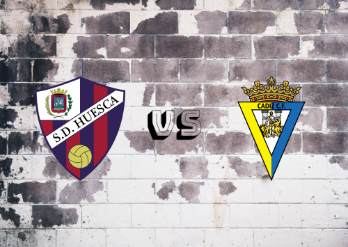 Huesca vs Cádiz  Resumen