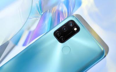 هاتف Realme C17 سيكون بأربع كاميرات و شاشة 90 هرتز