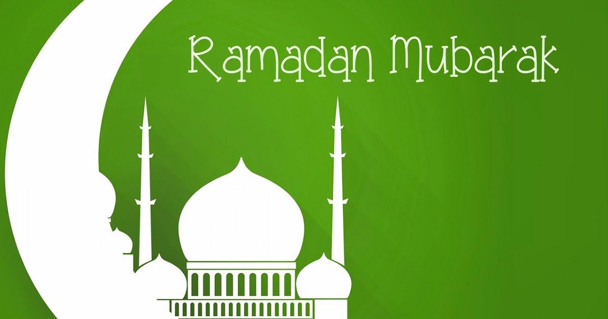 Contoh Gambar Poster Bulan Ramadhan - Contoh Yuk