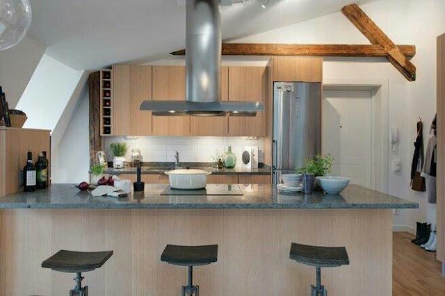 scandinavian style apartment design