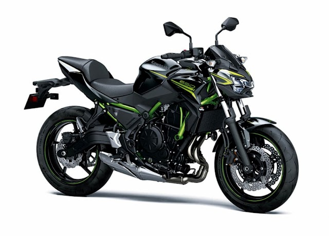 Kawasaki launch Z900 and Z650 bikes in india.
