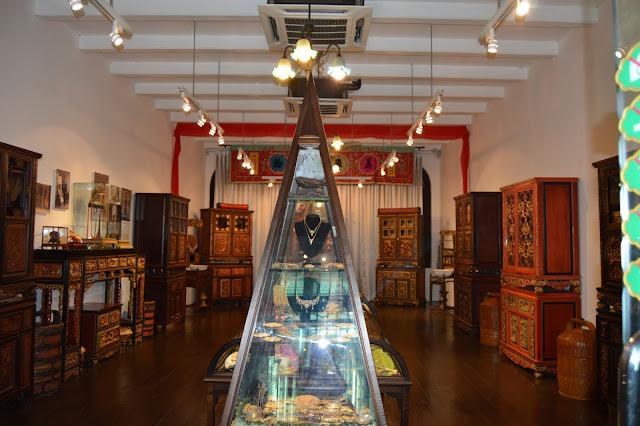 Museum, Chinese Jewellry, Melaka