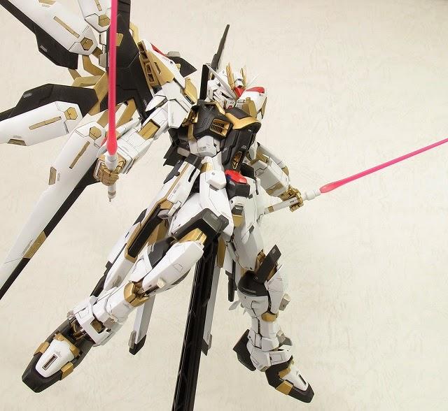 "MG 1/100 Strike Freedom Gundam ""Custom DRAGOON ..."