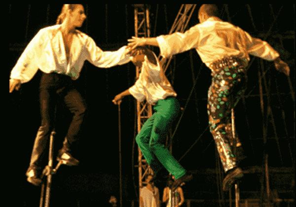 """A Fundação Nacional de Artes anunciou a prorrogação, """"em caráter excepcional"""", das bolsas de estudos dos alunos da turma 2019/2021 do Curso Técnico em Arte Circense da Escola Nacional de Circo/Funarte."""