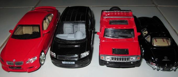 Merk Mobil Versi Alvin