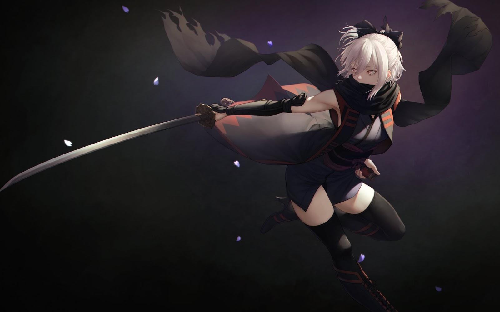 Fate AowVN%2B%252829%2529 - [ Hình Nền ] Anime Fate/GrandOrder tuyệt đẹp Full HD | Wallpaper