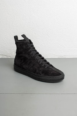 daniel patrick's high top roamer in black