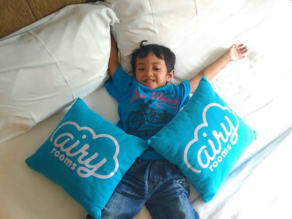 Merayakan 5th Anniversary di Airy Rooms Surabaya