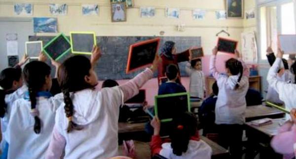 ارتفاع قياسي في نسبة التمدرس بالمغرب في مختلف الأسلاك التعليمية