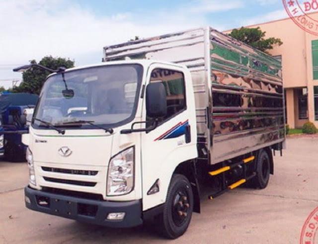 Giá xe tải Đô Thành IZ500 thùng kín