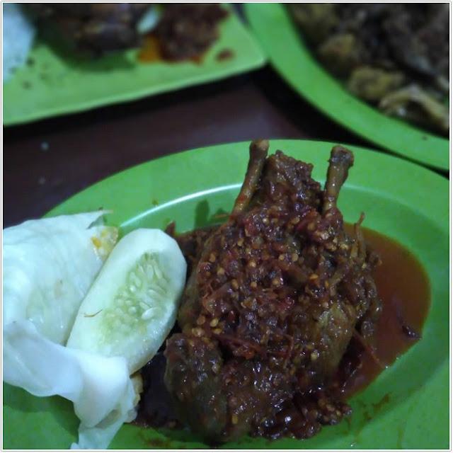 Bebek Galak 88;10 Top Kuliner Jember