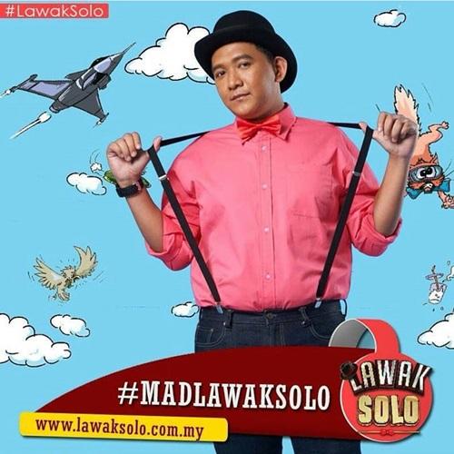 biodata Mad Sabah peserta lawak solo 2016 astro, biodata lawak solo Mad Sabah, profile Mad Sabah lawak solo 2016, biografi Mad Sabah, profil dan latar belakang Mad Sabah lawak solo 2016, gambar Mad Sabah lawak solo