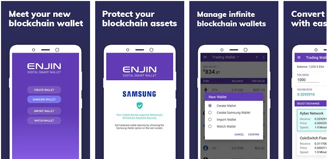 Best Ethereum Mobile Wallets, ethereum wallet