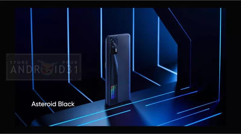 Realme X7 Max 5G Asteroid Black