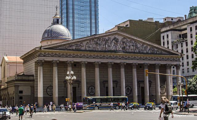 Catedral de Buenos Aires, Argentina
