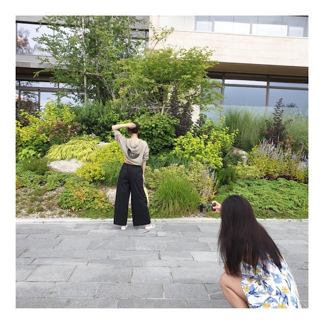 SNSD Sooyoung and Yuri Sagewood Hongcheon