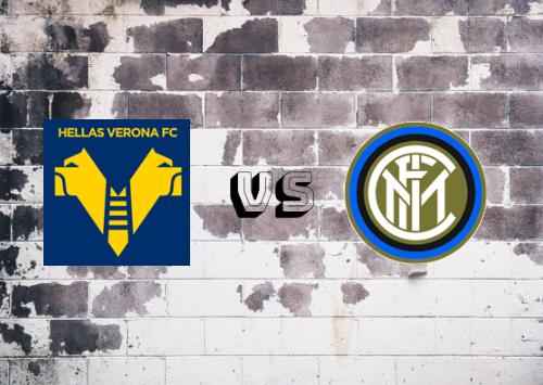 Hellas Verona vs Inter de Milán  Resumen y Partido Completo
