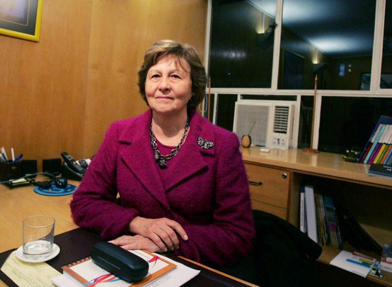Falleció ex ministra de Educación Mónica Jiménez