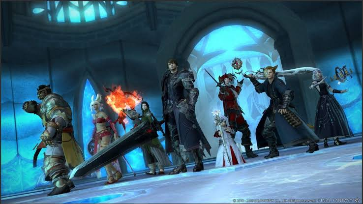 PS5 Users Will Be Able to Play Final Fantasy XIV