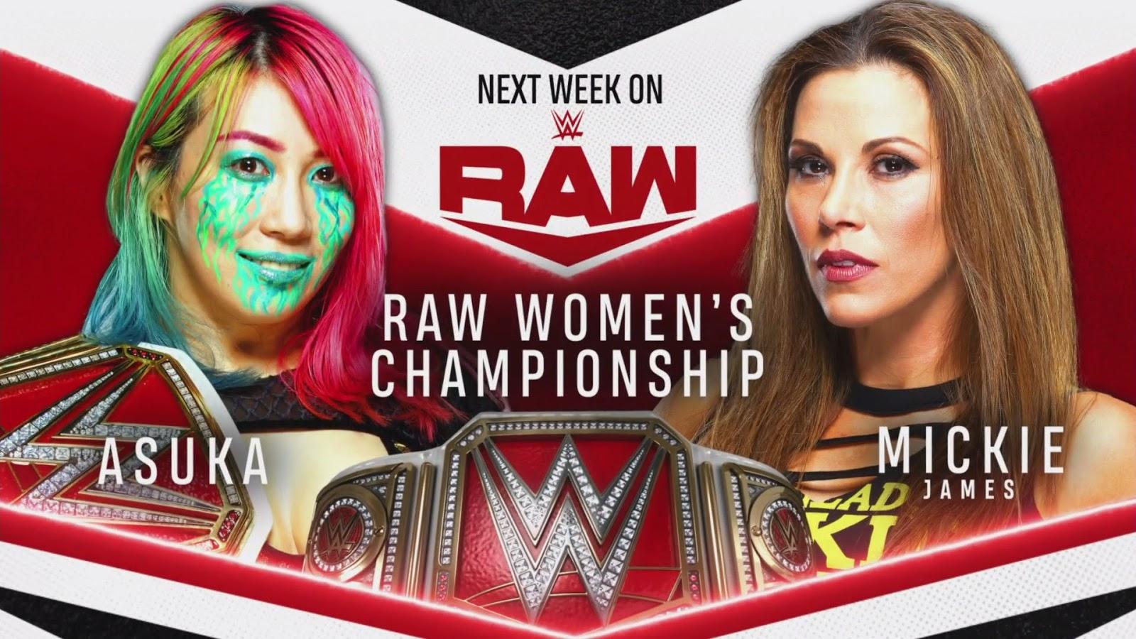 Dois grandes combates são anunciados para o próximo RAW