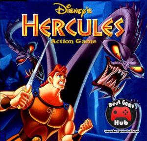 Disney Hercules Full Version PC Game Free Download