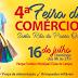 4a Feira do Comércio de Santa Rita é atração do mês de julho