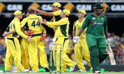 ICC WORLD CUP 2019 AUS vs PAK 17th Match Cricket Tips