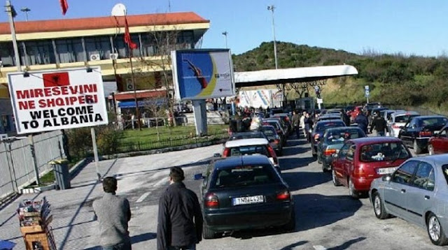 Soon Greece to have a common border with Albania