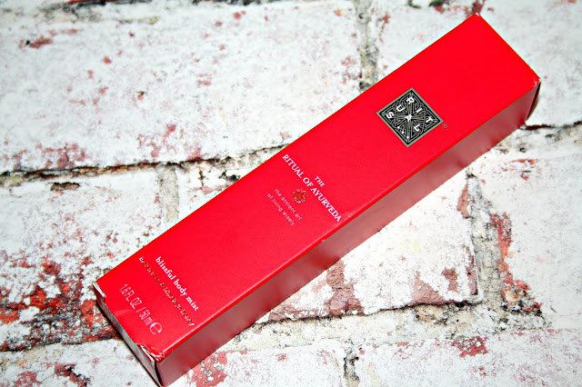 Rituals The Ritual of Ayurveda Body Mist