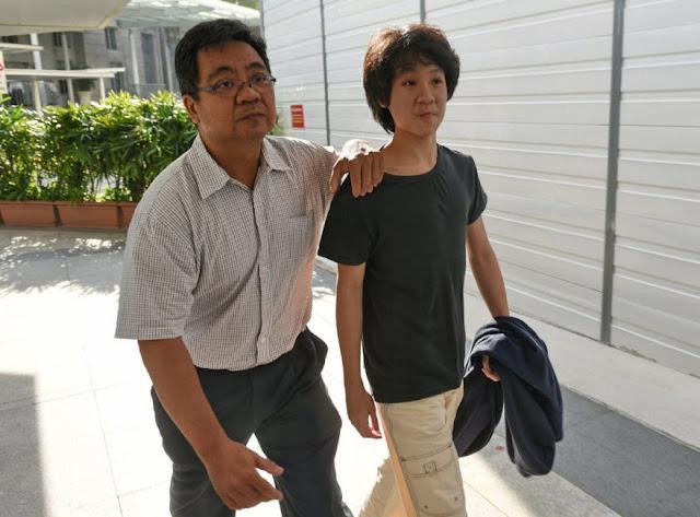 Singapore Teen Blogger Amos Yee Jailed Over Social Media Posts