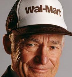 Sam Walton empresarios importantes