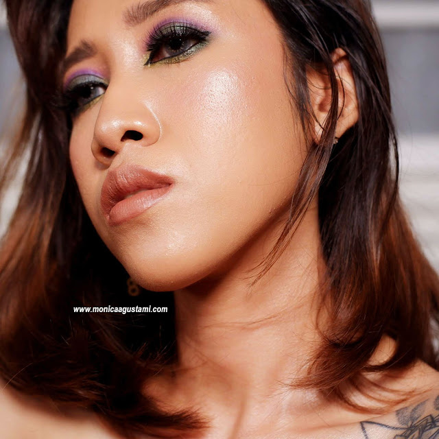Makeup Diary Monica