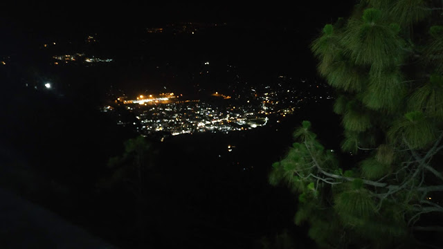 Vaishno Devi night view