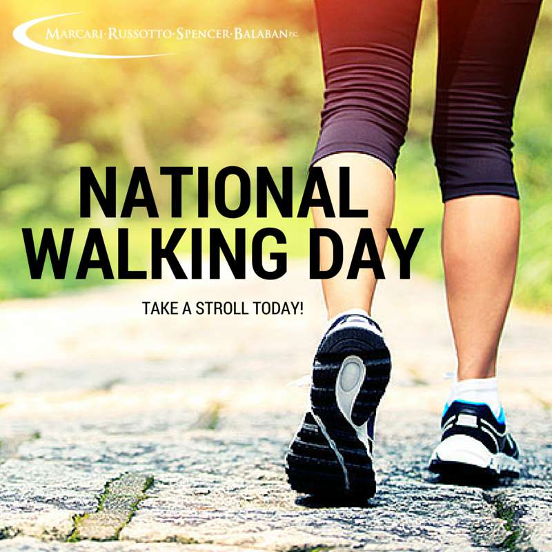 National Walking Day Wishes